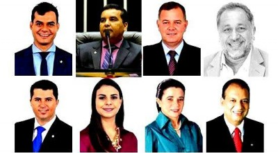 Todos deputados de Rondônia votam a favor do impeachment de Dilma