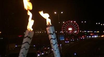 Chama olímpica será conduzida por 165 pessoas em 40km de Porto Velho