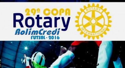 17/05: Confira a tabela da Copa Rotary Rolim Credi