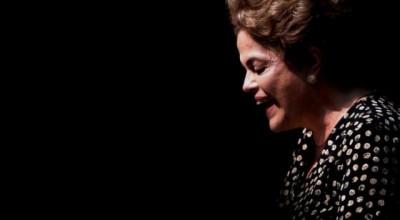 Dilma manda suspender cerimônia de descida de rampa