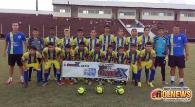 Escolinha Rolim garante a final do Campeonato Regional de futebol de base