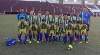 Escolinha Rolim garante vaga na semifinal do Campeonato Regional