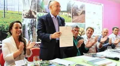 Governador sanciona lei que regulamenta plantio de florestas e aponta atividade como nova frente econômica em Rondônia