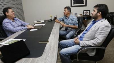 Maurão e Expedito Júnior discutem eleições municipais em Rondônia