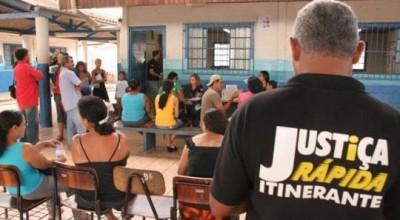 Mega operação da Justiça Itinerante em Alta Floresta contará com ação de cidadania