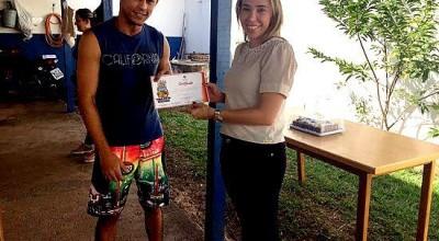 """Projeto """"Vida Nova"""" leva educação para apenados em Rondônia"""