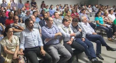 Raupp no pré-lançamento da Rondônia Rural Show em Porto Velho