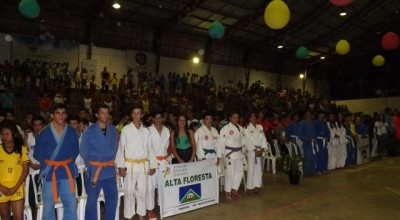Aberta a fase regional dos Jogos Escolares de Rondônia da Zona da Mata