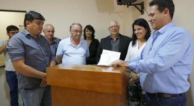 Assinada ordem de serviço para construção da nova Ciretran de Cacoal