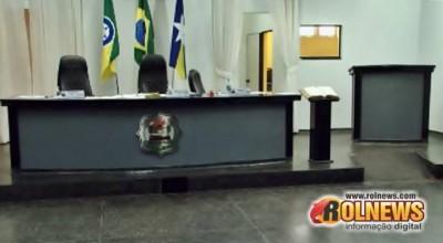 Número de vereadores para a próxima legislatura pode diminuir em Rolim de Moura