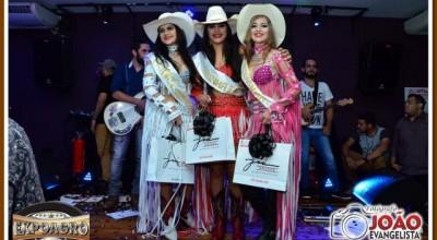 Eleita a Rainha da Expoagro da 31ª Expoagro 2016