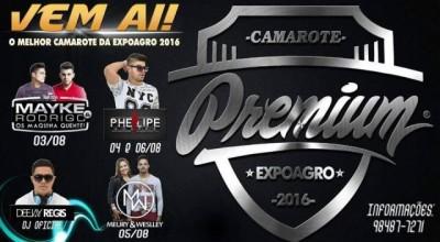 Expoagro em 2016 tem rodeio, shows e o Camarote Premium