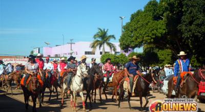 MP define regras para a realização da Expoalta e desfile da cavalgada