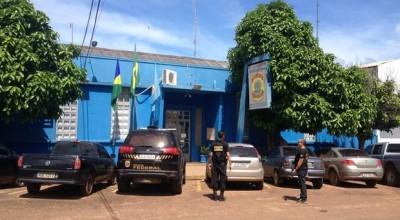 PF deflagra operação para combater tráfico internacional de drogas em Rondônia