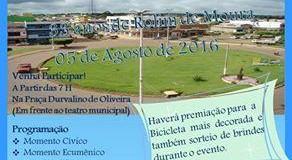 Rolim de Moura prepara festa para comemorar 33 anos de emancipação