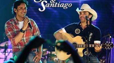 Rolim de Moura: Guilherme & Santiago comandam Expoagro nesta quinta-feira