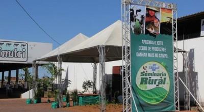Seminário Rural reuniu mais de 500 pessoas, entre estudantes e produtores rurais na 31ª Expoagro