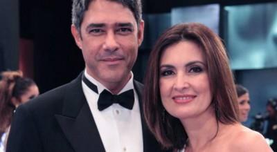 William Bonner e Fátima Bernardes se separam após 26 anos