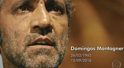 Corpo do ator Domingos Montanger é enterrado em cemitério de São Paulo