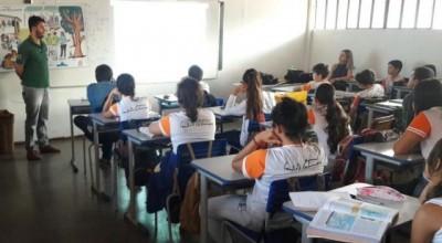 Estudantes de Rolim de Moura são beneficiados com atividades de Educação Ambiental pela Ecoporé