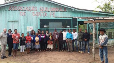 Órgãos federais visitam comunidades quilombolas de Rondônia