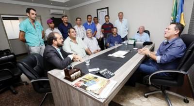 Deputados se reúnem com prefeitos eleitos e asseguram apoio