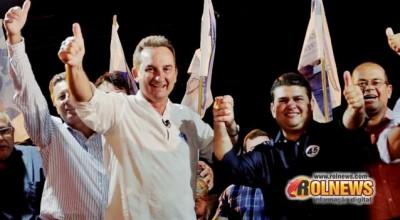 Luizão do Trento se reelege prefeito com 37,84%