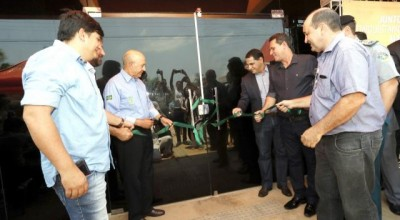 Presidente da Assembleia prestigia inauguração da Unisp de Nova Brasilândia