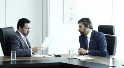 Senador Raupp trata com ministro do Planejamento sobre investimentos no estado e transposição de servidores