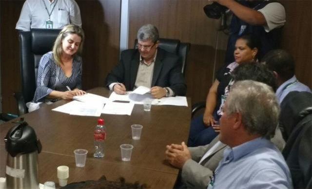 Governo contrata empresa para realizar Plano Estadual de Recursos Hídricos