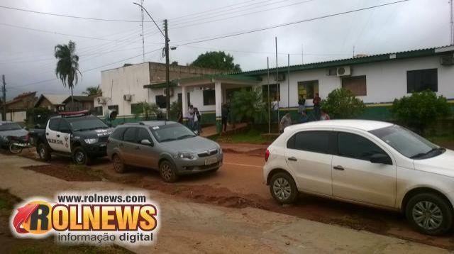 Polícia Civil realiza operação em Alto Alegre dos Parecis
