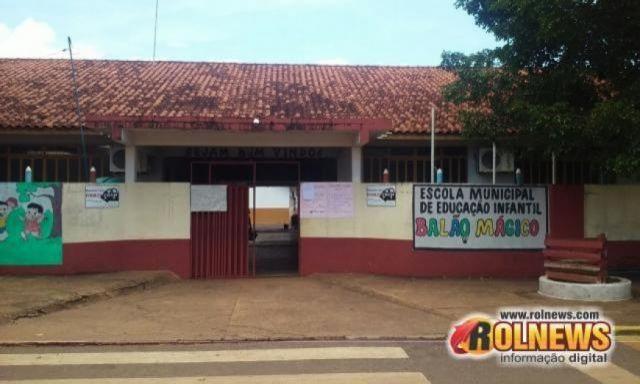 Confira as datas para matrícula e rematrícula nas escolas municipais de Rolim de Moura