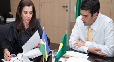 Deputada Marinha garante R$ 3 milhões em equipamentos para Usina de Asfalto em Rolim