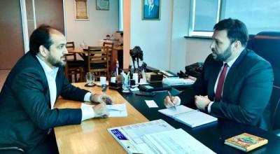 Laerte Gomes solicita reordenamento de escola estadual de Castanheiras