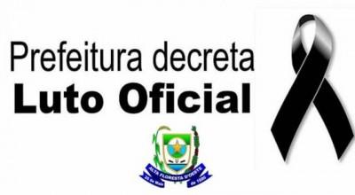 Prefeitura de Alta Floresta do Oeste decreta luto oficial de três dias pela morte do vice-prefeito