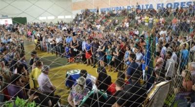 Tragédia:População se despede do vice-prefeito de Alta Floresta D'Oeste