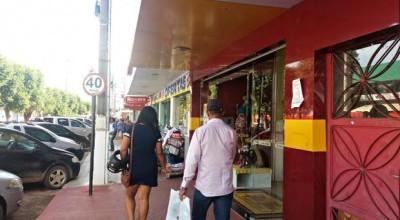 Comerciantes promovem campanha para aquecer as vendas em Cacoal