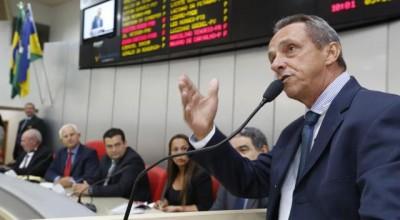 Deputado Lazinho agradece por ações do Governo do Estado em Jaru