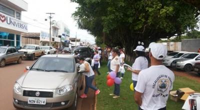 Detran-RO e SAE realizam pit stop de carnaval em Rolim de Moura