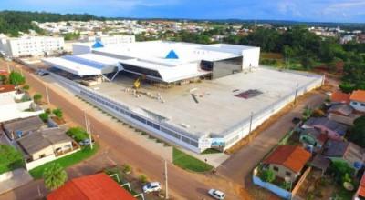 Obras do Cacoal Shopping avançam e geram expectativas na população