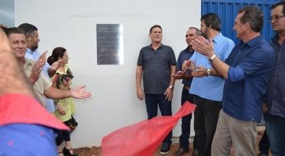 Rolim de Moura: Associação Nova Geração inaugura barracão