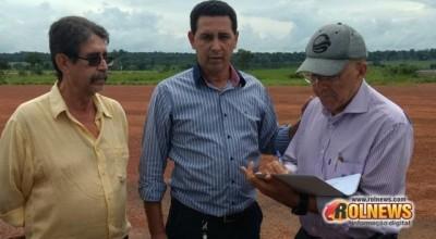Vereador Aldo Julio solicita ao Governador Confúcio Moura a duplicação de trecho da RO-010