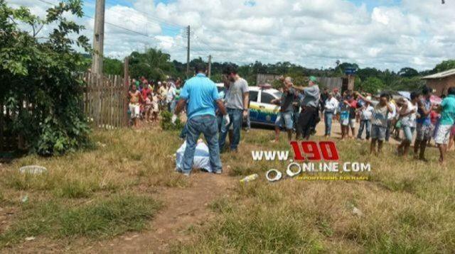 Homem é encontrado morto com corte na garganta em Alta Floresta