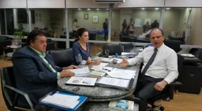 Ministro da Saúde reafirma apoio da deputada Marinha Raupp para Hospital de Câncer da Amazônia