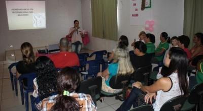 Rolim de Moura: CREAS realizou evento em comemoração ao dia Internacional da Mulher