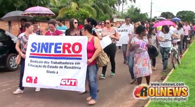 Sintero Rolim de Moura e Zona da Mata decide suspender greve; aulas voltam na quinta-feira, 30