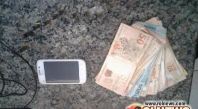 Suspeito de roubo em Pimenta é preso em Cacoal com duas armas