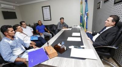 Vereadores pedem apoio para reforma e ampliação no prédio da Câmara de São Felipe do Oeste