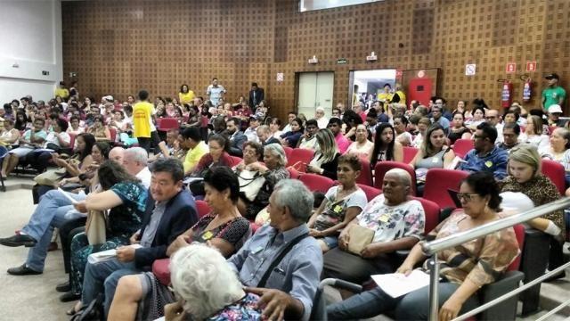 Ação de mais de R$ 1 bilhão já está próxima do fim em Rondônia; audiência pública ouve servidores