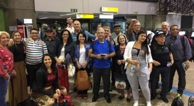Caravana da Assembleia de Deus de Rolim de Moura faz visita histórica a Israel